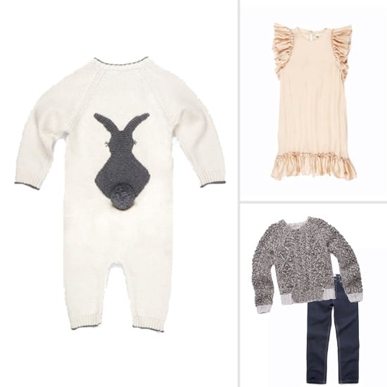 A Very Fashionable Family: Stella McCartney Kids