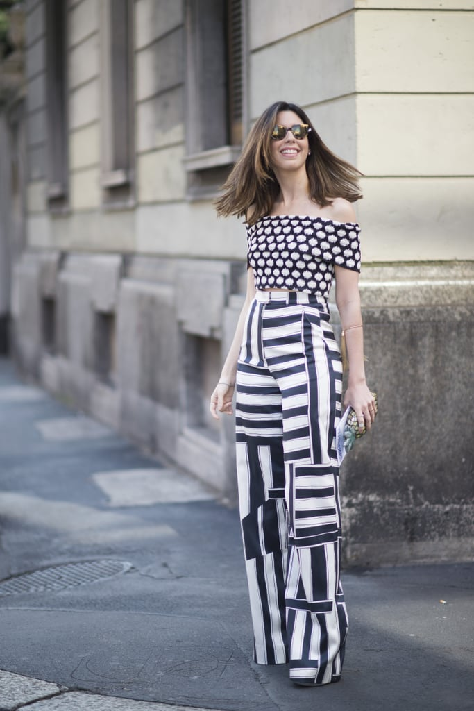 No Rules Fashion: Mix and Match Textures and Patterns