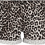 Rag & Bone Printed Denim Shorts ($155)