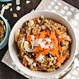 Overnight Carrot Cake Oatmeal