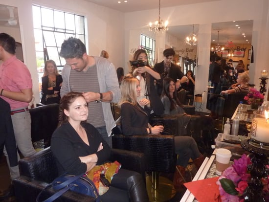 Wella Beauty Bar Gifting Suite at Nine Zero One Salon
