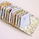 Map Mini-Envelope