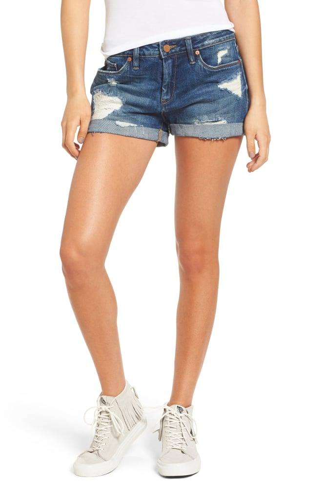 BlankNYC Boyfriend Denim Shorts