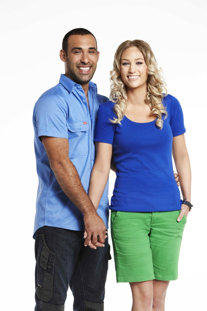 VIC Team Adam and Lisa — In the Finale
