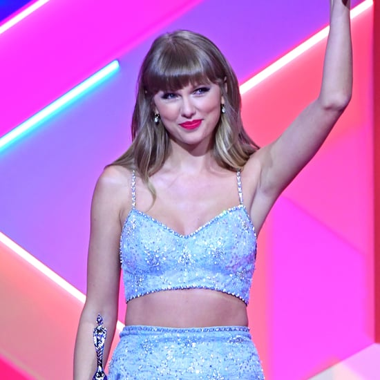 Watch Taylor Swift's Speech at the BRIT Awards 2021
