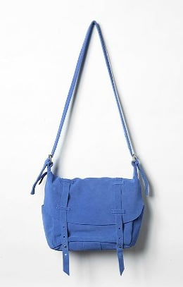Cooperative Suede Messenger Bag ($78)