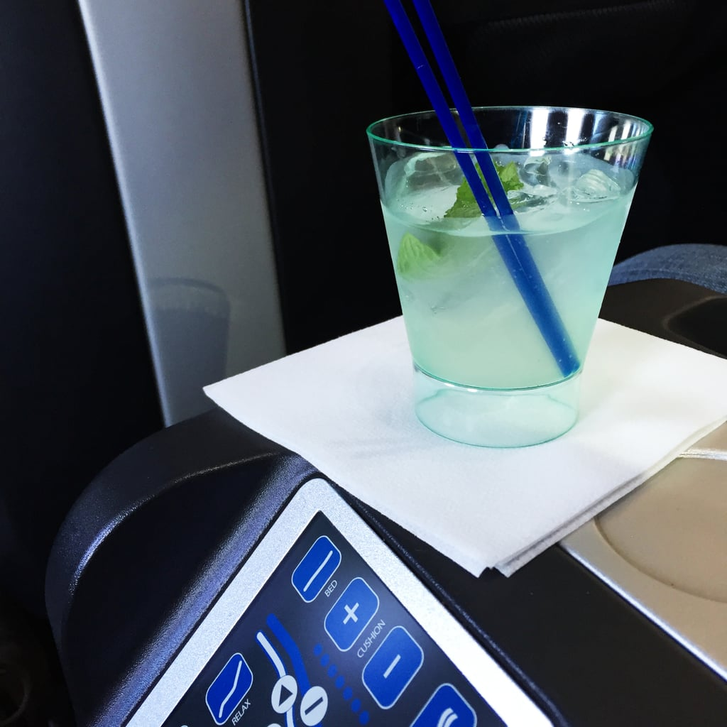 What It's Like to Fly JetBlue First Class