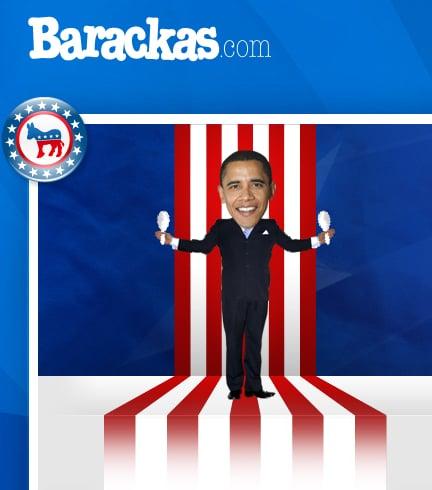 On My Shopping List: Barackas