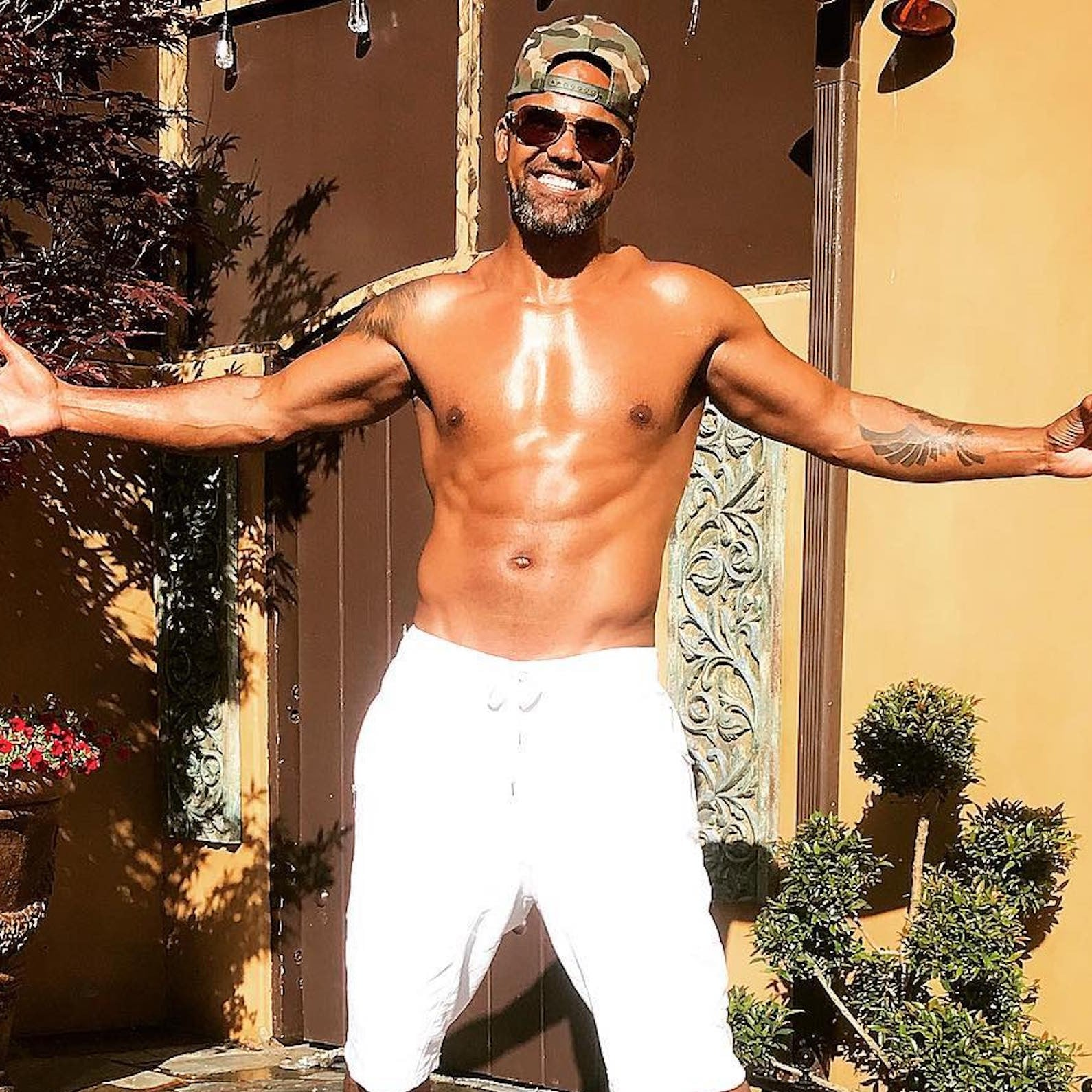 Something also shemar moore nude