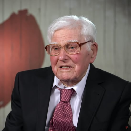 101-Year-Old Man on British Reality Show First Dates Video