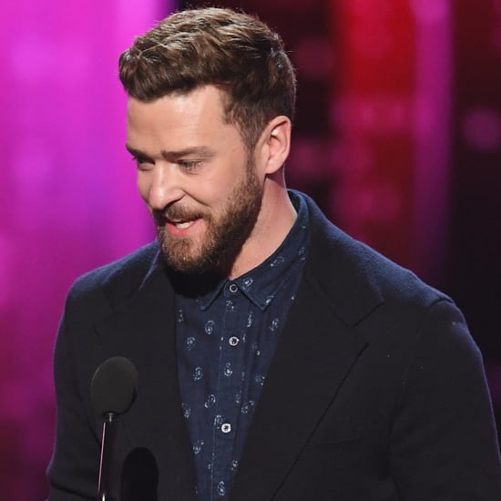 Justin Timberlake's Speech at 2017 People's Choice Awards