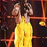 SZA's Gorgeous Yellow Pants