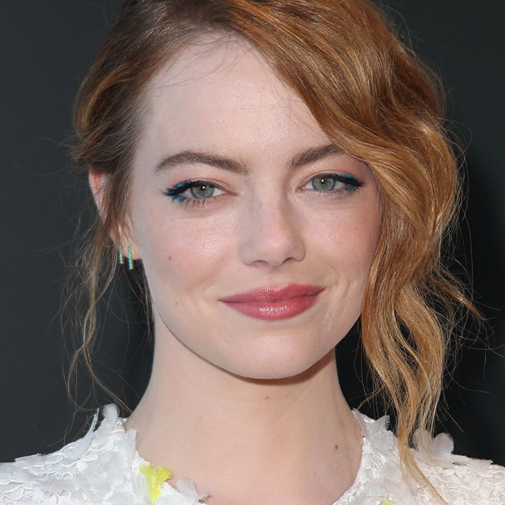 Emma Stone Hair and Makeup Irrational Man Premiere