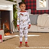 Pottery Barn Kids The Grinch Cotton Tight-Fit Pajama