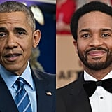 André Holland as Barack Obama
