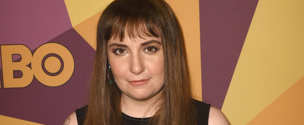 Lena Dunham Has Hysterectomy For Endometriosis
