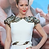 Leslie Mann in Marchesa for The Change-Up.
