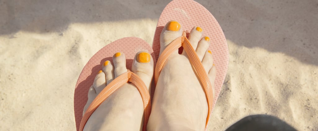 Orange Nail Polish Colors For Summer
