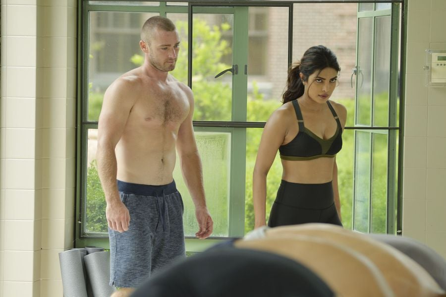 Quantico Season 2 Shirtless Pictures