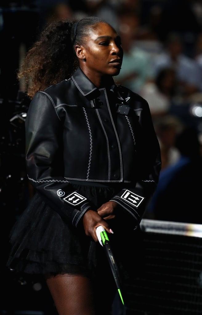Serena Williams S Us Open Outfit 2018 Popsugar Fashion