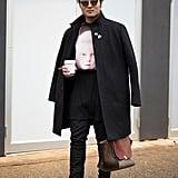 Men's Fashion Week Winter 2016 Day Three