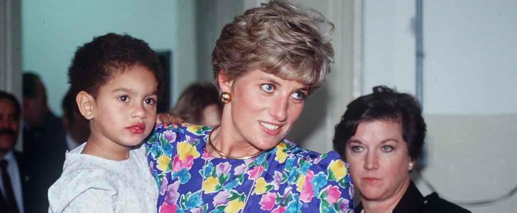 Why Princess Diana Always Ditched Her Hat on Hospital Visits