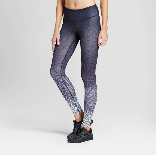 b4393c950cdd13 Ombre Printed Leggings | Best Workout Clothes at Target | POPSUGAR ...