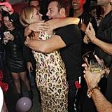 Kate Moss and Mert Alas