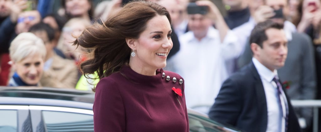 Kate Middleton's Outfit Answers the Style Question Every Girl's Got on Her Mind