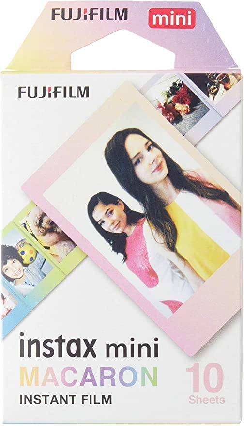 Fujifilm Instax Mini Macaron Film — 10 Exposures