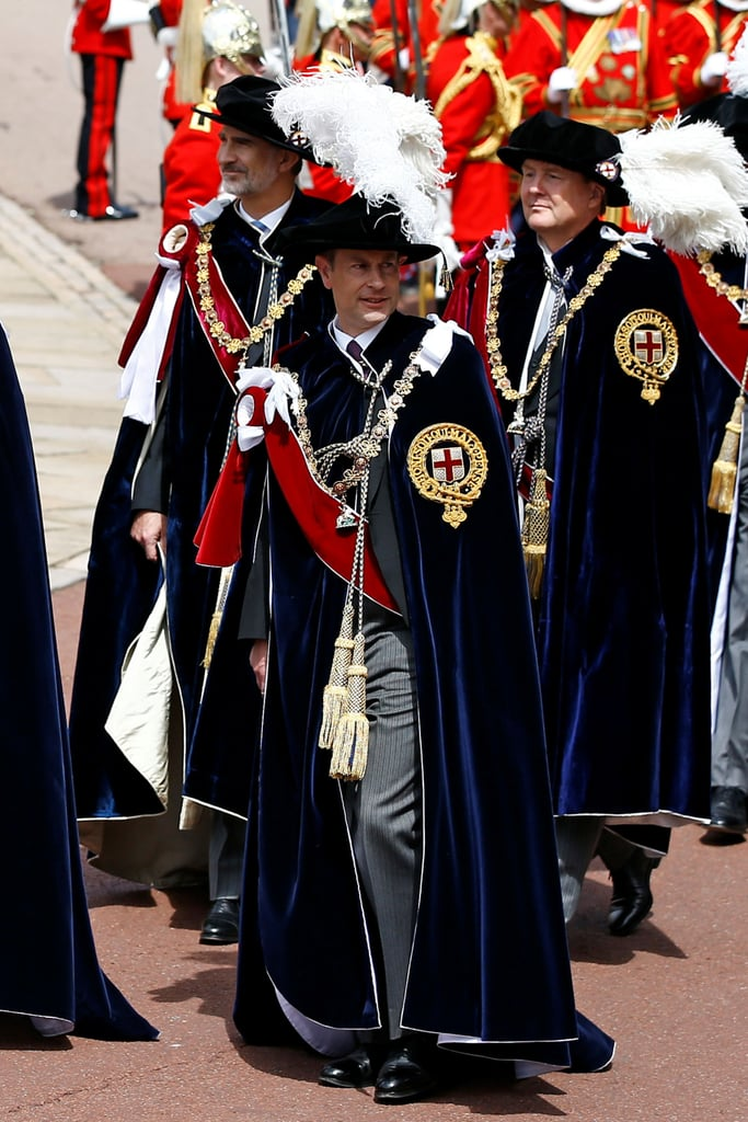 The Royal Family at Order of the Garter 2019