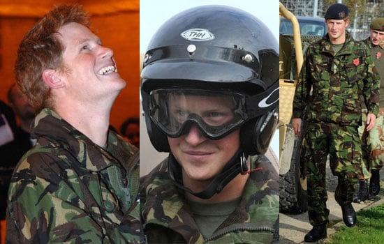 05/11/2008 Prince Harry