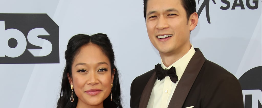 Harry Shum Jr. and Shelby Rabara Welcome First Child