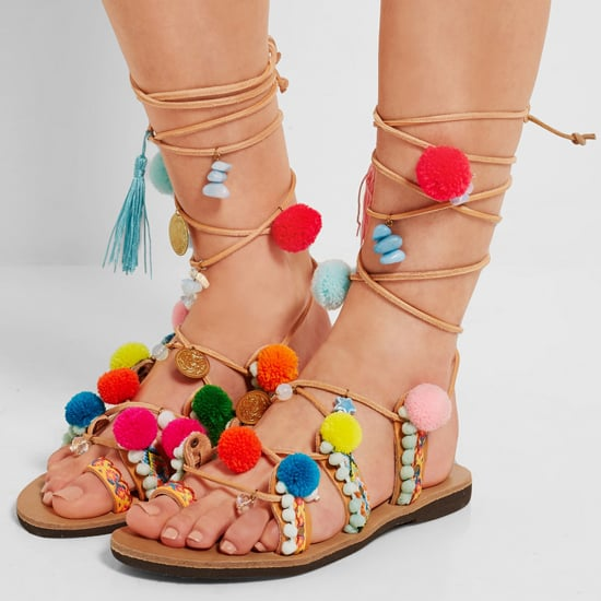 Sandal Trends For Spring 2016