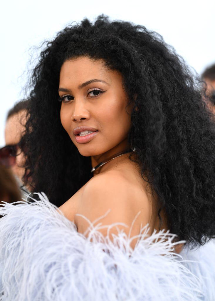 Leyna Bloom at the 2019 Cannes Film Festival