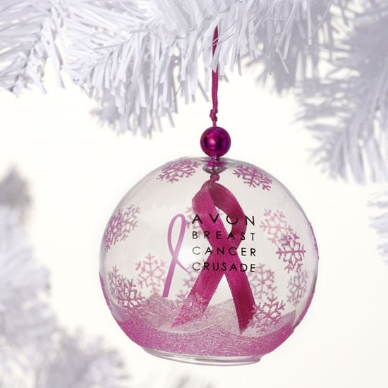 Details on Avon's Breast Cancer Christmas Bauble and How You Can ...