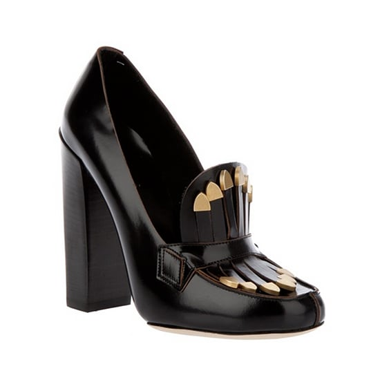 d919a7968da8 Chloé | The Best Fringed Shoes and Brogues | Fall 2012 Trends ...
