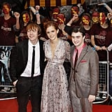 Harry Potter and the Half-Blood Prince World Premiere (2009)