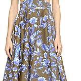 Cynthia Rowley Cutout Floral Dress ($448)