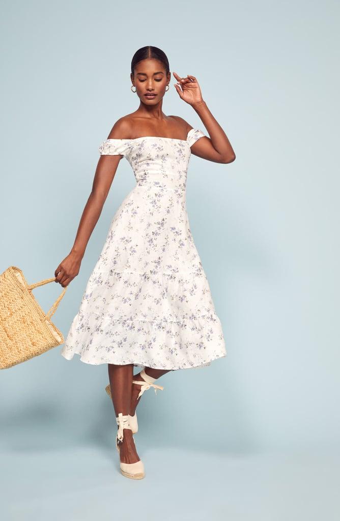 Reformation Toulouse Dress | Best Plus-Size Summer Dresses ...