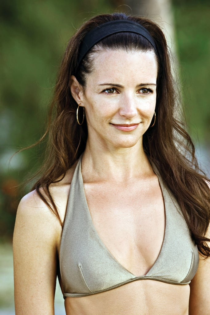 Kristin Davis Couples Retreat Best Bikini Moments In Movies
