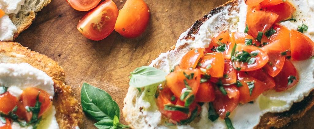 Ricotta Toast Recipes From TikTok