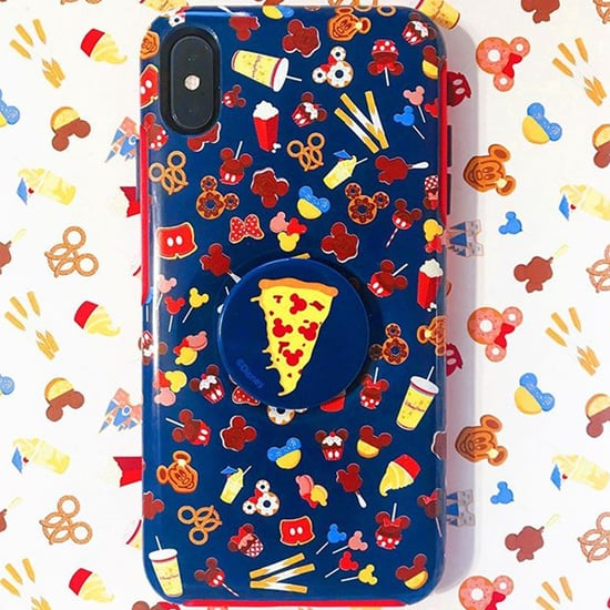 Disney Mickey Food Phone Case and Pop Socket