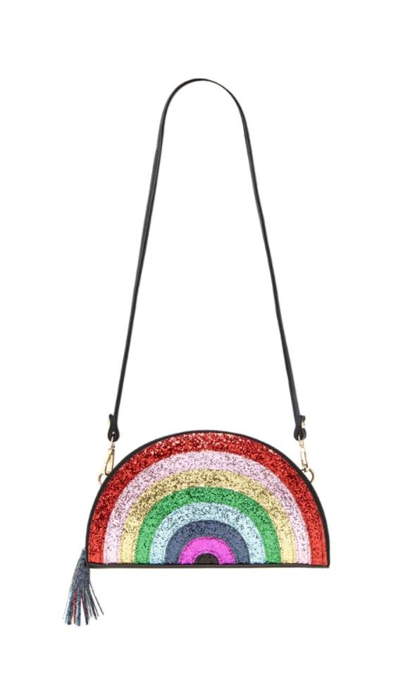 Glitter Rainbow Crossbody