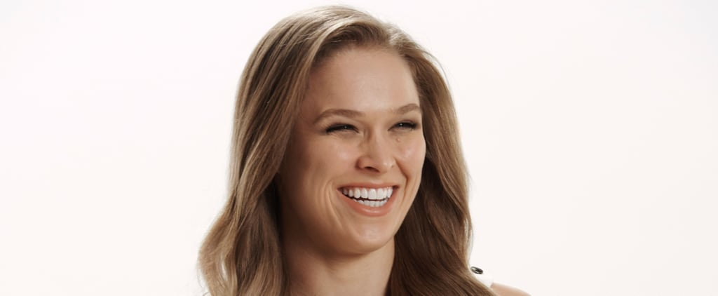 MMA Fighter Ronda Rousey Is the Fierce New Face of Pantene