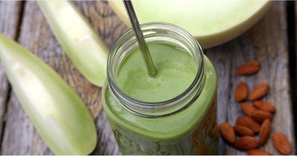 honeydew protein smoothie