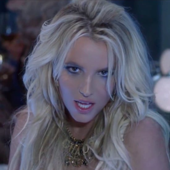 "Britney Spears's ""Work Bitch"" Video"