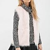 Forever 21 Fur Vest ($35)