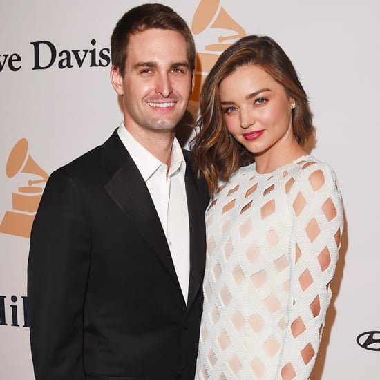 Miranda Kerr and Evan Spiegel Married