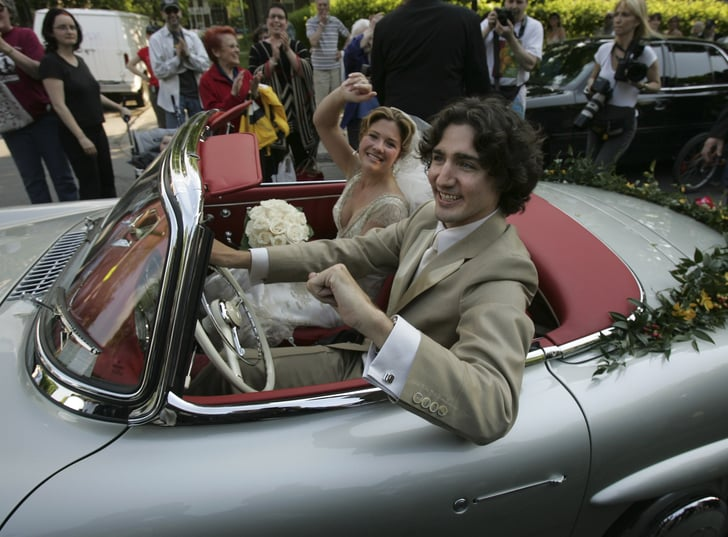 Justin Trudeau Wedding Pictures Popsugar Love Amp Sex Photo 6
